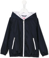 Il Gufo hooded jacket - kids - Cotton/Polyamide/Polyester - 6 yrs