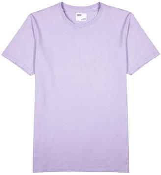 Colorful Standard Blue cotton T-shirt