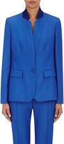 Stella McCartney Women's Fleur Wool Single-Button Jacket