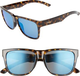 Smith Lowdown 2 55mm ChromaPop(TM) Square Sunglasses