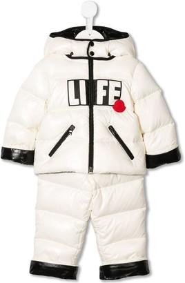 Moncler Life ski suit