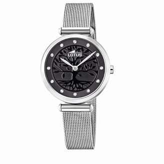 Lotus Womens Analogue Quartz Watch with Stainless Steel Strap 18708/3