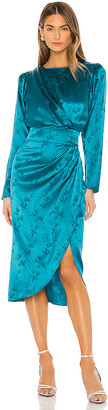 Ronny Kobo Jade Dress