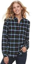 Dickies Women's Plaid Shirt