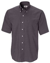 Cutter & Buck Men's Short-Sleeve Epic Easy-Care Nailshead Shirt