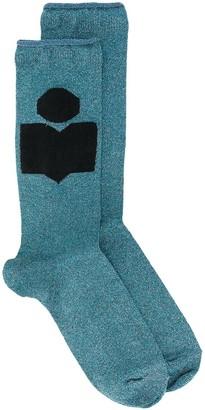 Isabel Marant Cupro Socks