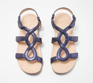 Vionic Adjustable Backstrap Sandals -Jodie