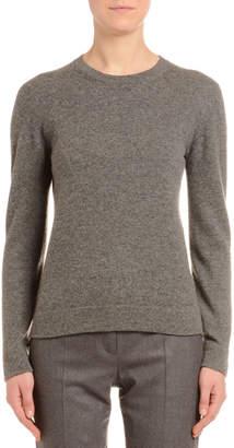 Agnona Cashmere Crewneck Sweater
