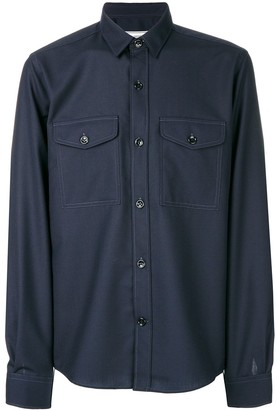 Ami Buttoned Overshirt