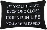 """B. Smith The Vintage House by Park Blessed Friends"""" Oblong Throw Pillow"""
