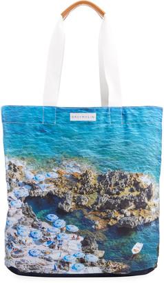 Gray Malin The Capri Tote Bag