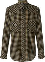 No.21 plaid shirt - men - Cotton - M
