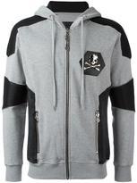 Philipp Plein Native hoodie - men - Cotton/Polyester/Polyurethane - M