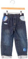 Catimini Boys' Patchwork Jeans