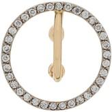 Charlotte Chesnais 18kt yellow and white gold Celeste diamond earcuff
