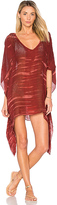Blue Life Cape Cool Cover Up in Rust. - size XS/S (also in )