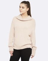 Oxford Ronnie Rib Turtle Neck Knit