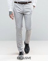 Religion Skinny Suit Trouser