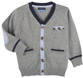 Andy & Evan Infant Boy's Knit Cardigan