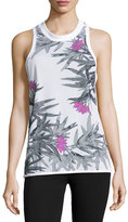 adidas by Stella McCartney Essentials Bamboo Tank Top, White