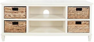 One Kings Lane Rooney Media Console - White
