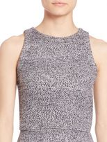 Alice + Olivia Coryn Cropped Top