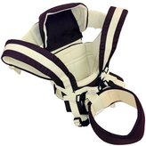 Family First Enterprises Baby Carrier 4 Position 360 Sling, Front and Rear Facing, Backpack Positions - Newborn to Toddler - Easy In and Out - Padded Straps and Waist Belt