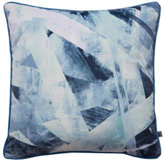 Graham & Brown Aura Blue Pillow