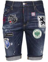 DSQUARED2 Patch Shorts