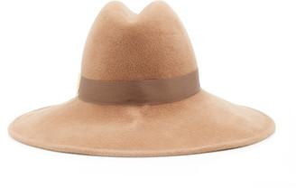 Gigi Burris Millinery Requiem Felt Wide-Brim Hat