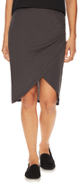 Splendid Cotton Asymmetrical Skirt