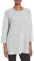 Eileen Fisher Women's Airspun Knit Crewneck Sweater