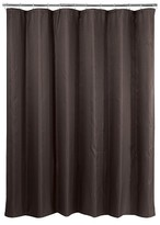 Nobrand No Brand Basket Weave Shower Curtain - Warm Chocolate