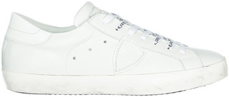 Philippe Model Paris Low-Top Sneakers