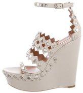 Alaia Chevreau Cloute Sandals