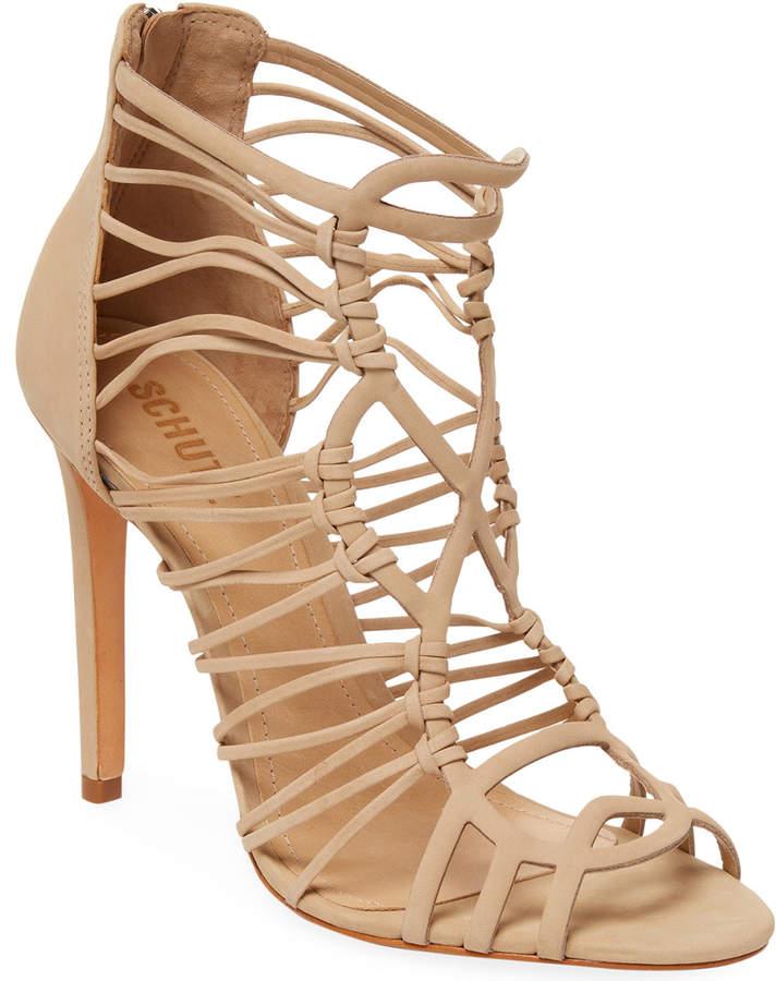 Schutz Leather Sandal