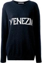 Alberta Ferretti Venezia jumper - women - Cashmere/Virgin Wool - 40