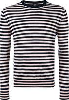 Paul Smith striped jumper - men - Merino - XS