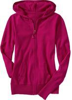 Women's Zip-Front Hooded Sweaters