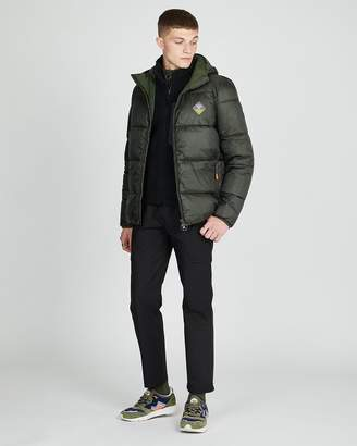 Barbour Beacon Ross Quilted Jacket Sage