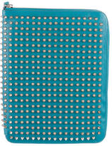 Christian Louboutin Spiked Leather iPad case