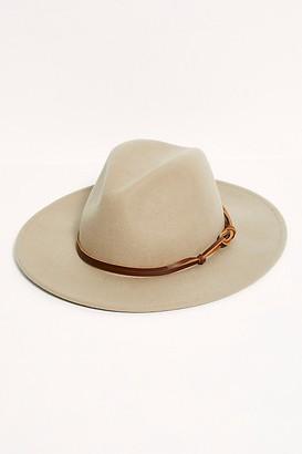 Wyeth Billie Leather Band Felt Hat