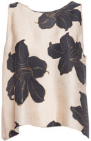 Forte Forte Floral Print Tank Top