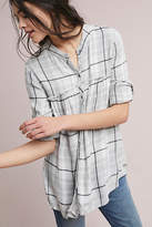 Cloth & Stone Plaid Swing Tunic