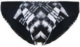 Rip Curl Black Bikini panties Bomb Chakra BLACK