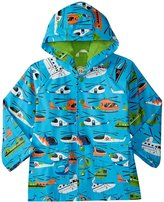 Hatley Helicopters Raincoat (Toddler/Kid) - Blue - 2