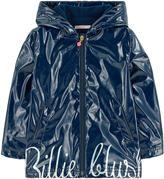 Billieblush Fleece-lined oilskin
