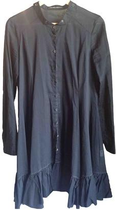 Non Signã© / Unsigned Black Cotton Dresses
