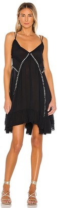 Free People Sway With Me Trapeze Dress
