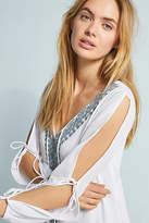 L-Space L Space Gold Coast Cover-Up Tunic